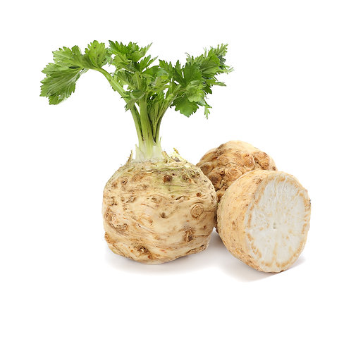 Celeriac Washed (Organic)