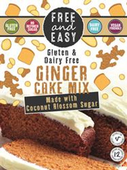 Ginger Cake Mix