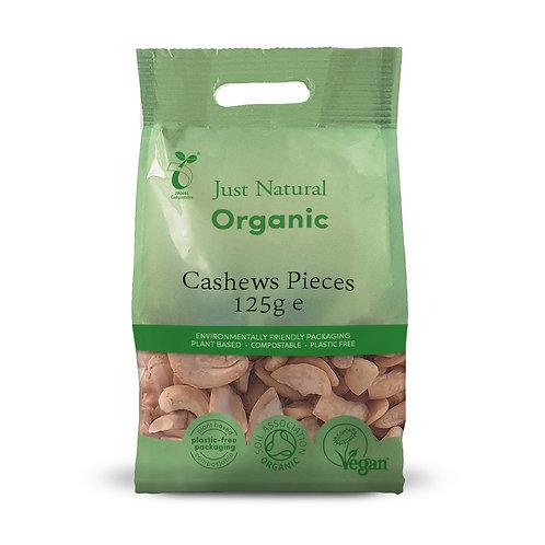 Organic Cashews Pieces