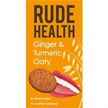 Ginger & Turmeric Oaty 200g