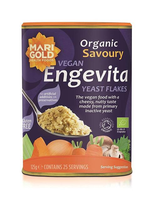 Certified Organic Engevita Nutritional Yeast Flakes