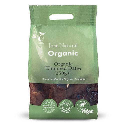 Organic Chopped Dates
