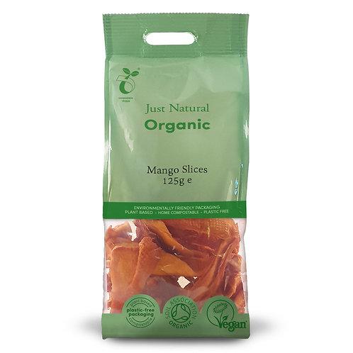 Organic Mango Slices
