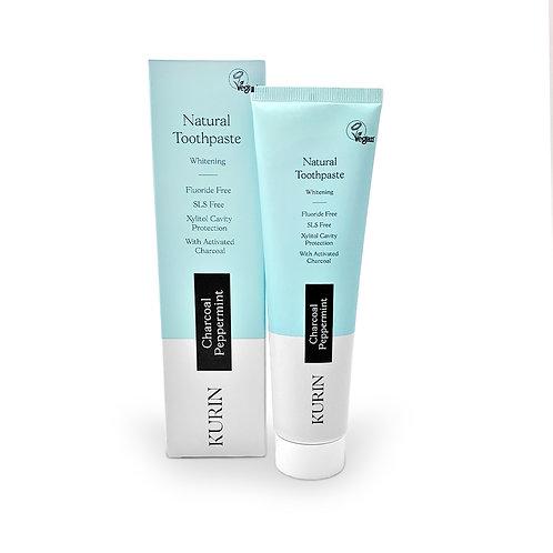 Fluoride Free Natural Whitening Toothpaste