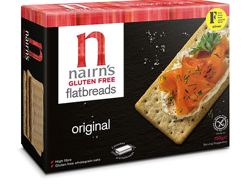 Gluten Free Flat Bread Original