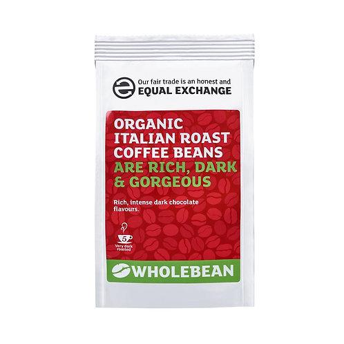 Org Fair Trade Italian Coffee Beans