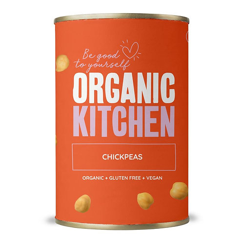 Organic Chickpeas 400g