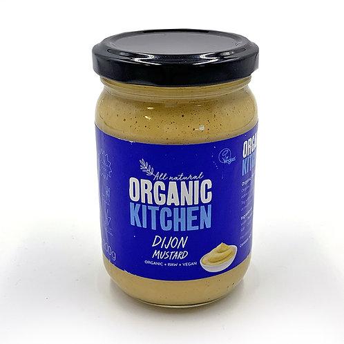 Organic Kitchen Mustard Dijon