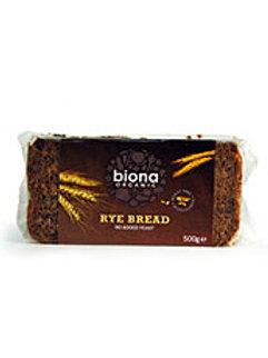 15% OFF Organic Rye Bread