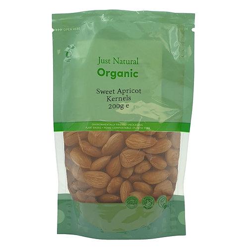 Organic Sweet Apricot Kernels