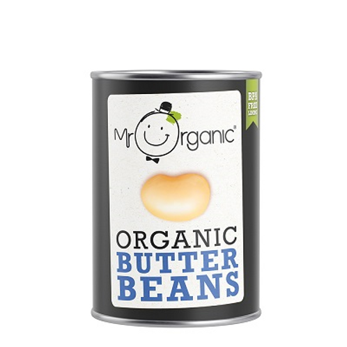 Organic Butter Beans