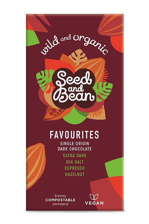 Organic Seed & Bean Favourites Collection