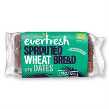 Organic Sprouted Date Bread