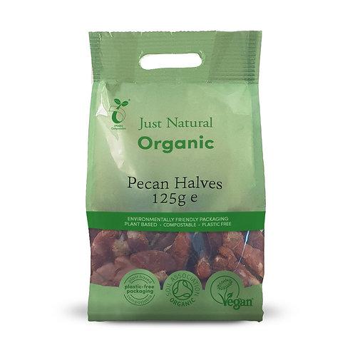 Organic Pecan Halves