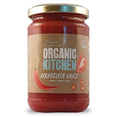 Organic Arrabbiata Sauce