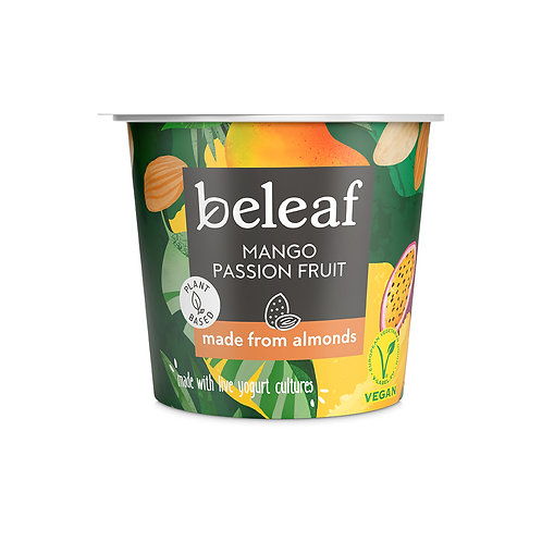 Mango Passion Fruit Yogurt Alternative