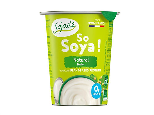 Organic Natural Soya Yogurt