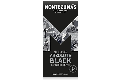 15% OFF Dark Chocolate Absolute Black 100% Cocoa