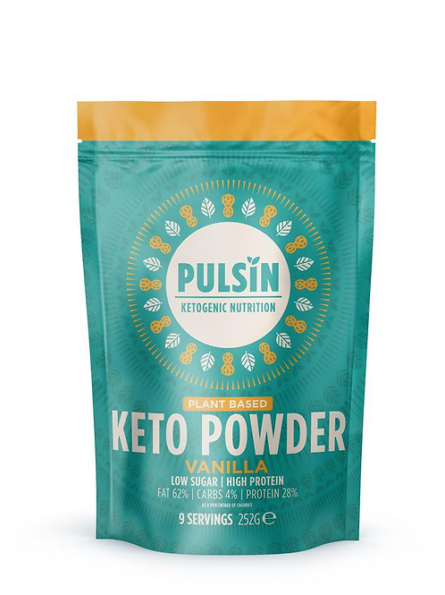 Vanilla Keto Protein Powder