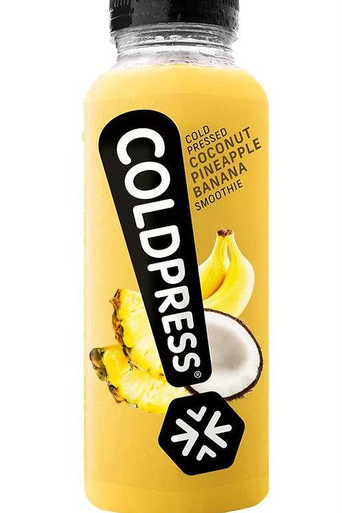 Coldpress Coconut Pineapple Banana Smoothie