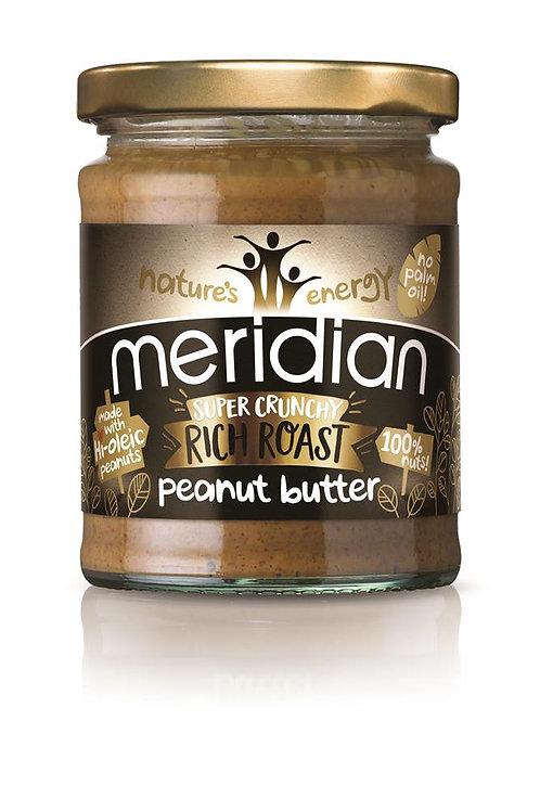 Supercrunchy Rich Roast Peanut Butter