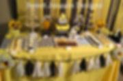 Bumble Bee Sweet Table