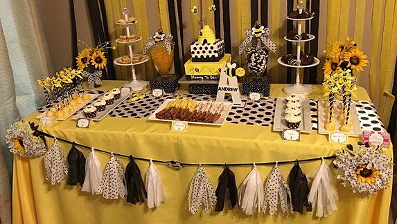 Bumble Bee Candy Buffets Buffet