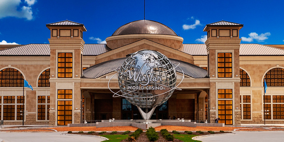 Thursday,5/27 Winstar Casino Trip