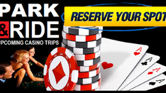 $40 Casino trips to Oklahoma's Winstar World Casino and Choctaw Casino Durant are back!