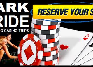 $40 Casino trips to Oklahoma's Winstar World Casino and Choctaw Casino Durant are back!