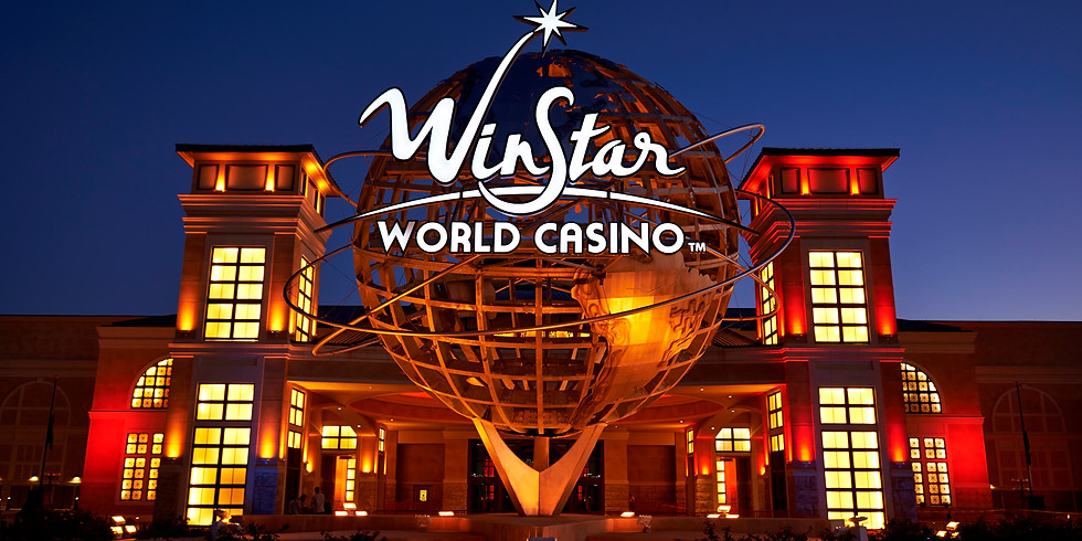 Saturday Night,12/12 Winstar Casino Trip
