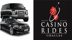 Request A Ride 24/7 | Casino Rides of Dallas | Private Van & Car Service