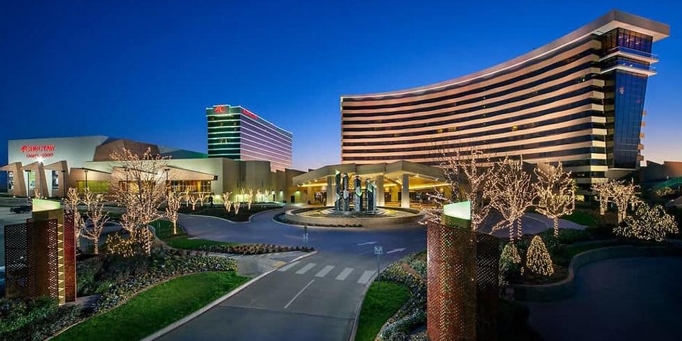 Thursday,3/18 Choctaw Casino Trip