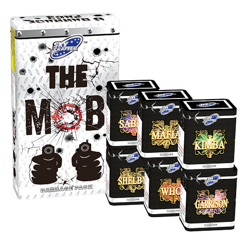 The Mob barrage pack