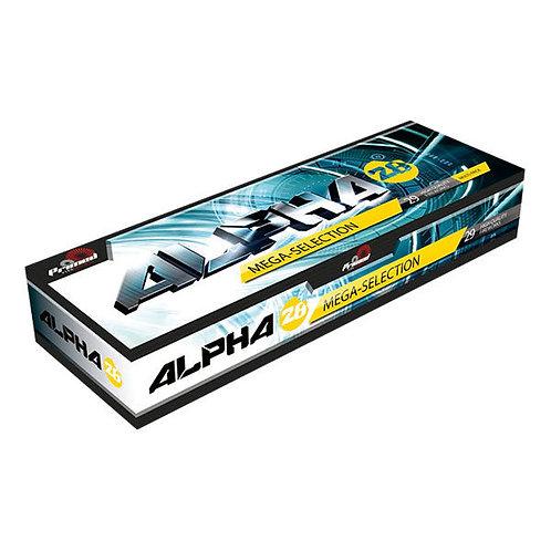 Alpha Mega-selection Box