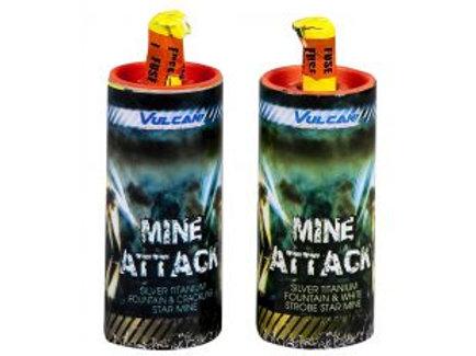 Vulcan Mine Attack