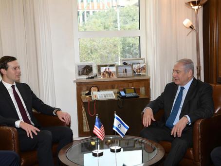 美國總統高級顧問賈里德·庫什納訪問以色列