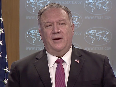 美国禁止伊朗出售武器,也制裁他国出售武器给伊朗