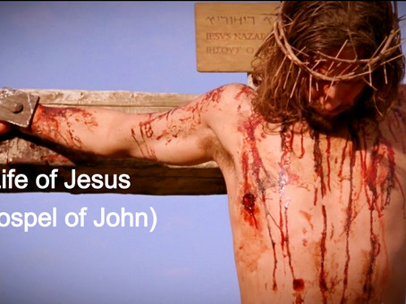 Life of Jesus (Gospel of John) HD