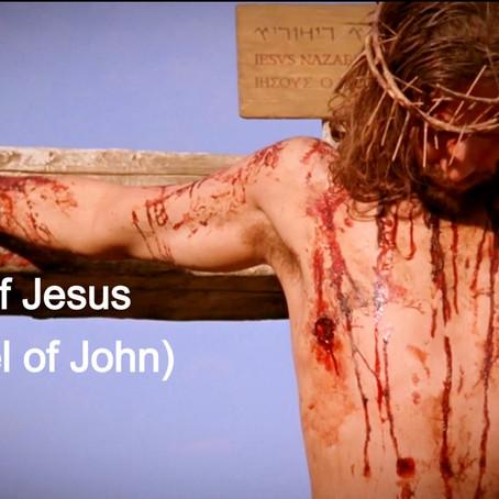 LIFE OF JESUS(Gospel of John)「 Film」