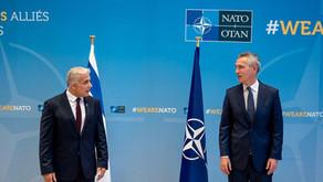 以色列與北約加強戰略合作