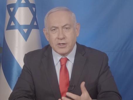 內塔尼亞胡總理宣布向加沙地帶鄰近地區補助10億新謝克爾計劃