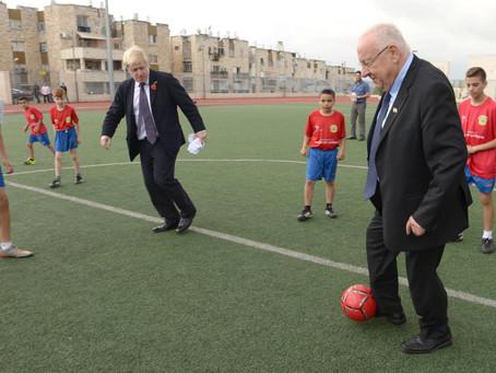 以色列總統與總理發文祝賀英國首相約翰遜選舉勝利!