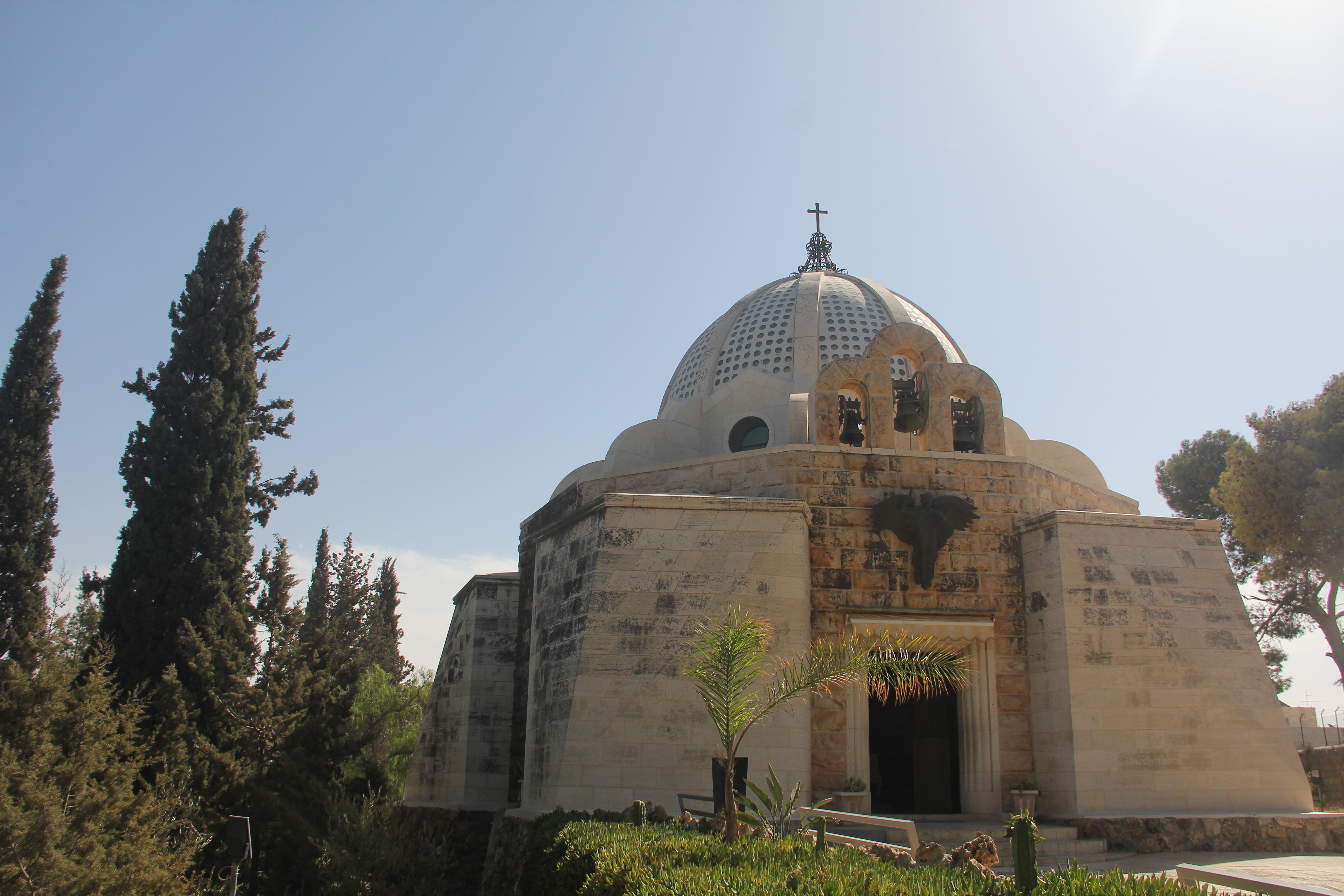 【伯利恆曠野】這是天使向牧羊人報彌賽亞降生喜訊的地方007