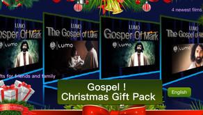 Gospel Christmas Gift Pack (English)