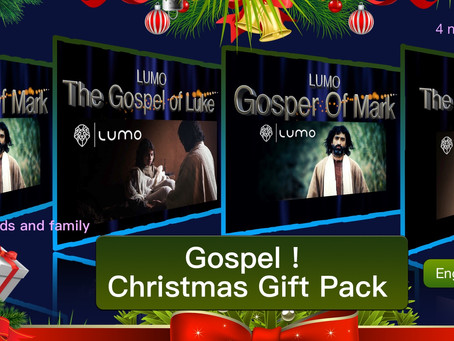 Gospel Christmas Gift Pack (English)