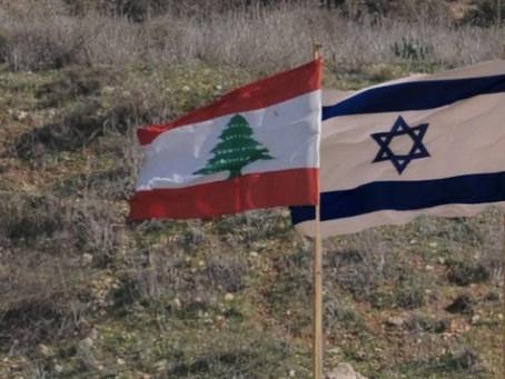 以色列向黎巴嫩展示了和平及人道主義的救援行動