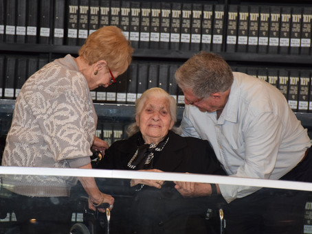 二戰大屠殺猶太幸存者見證歷史