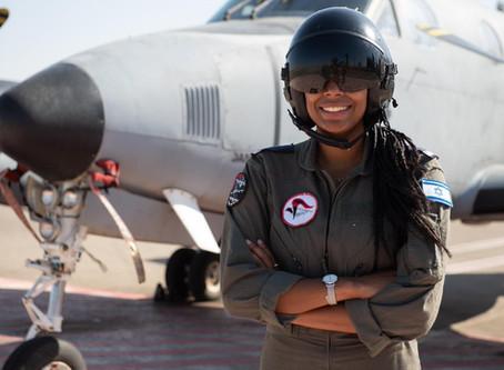 以色列空軍精英飛行學院的最近畢業生