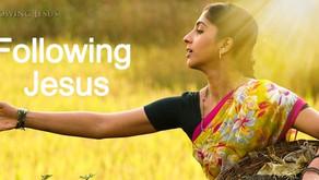 FOLLOWING JESUS  (India)  HD